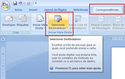 mala-direta-word2007-selecionar-destinatarios